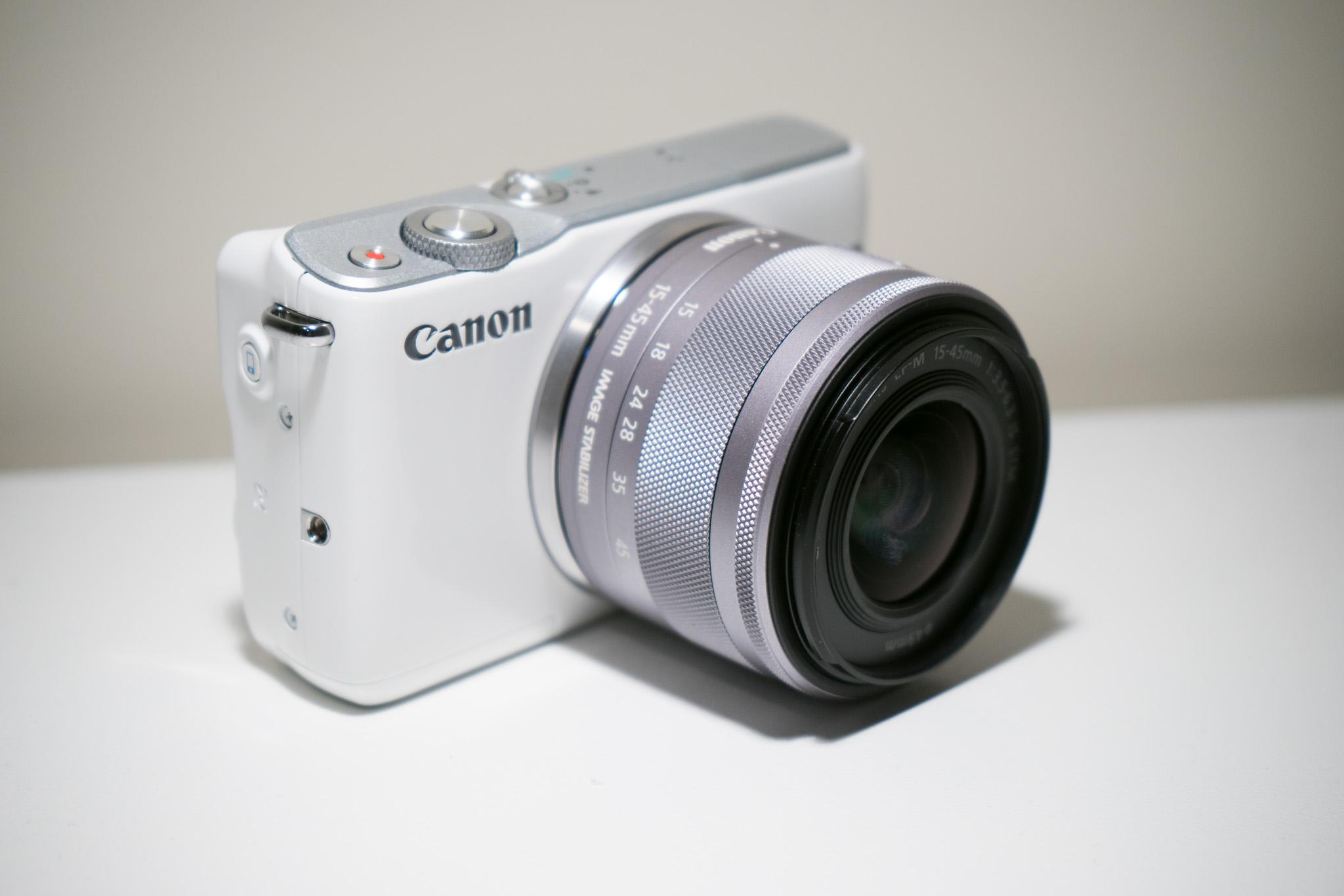รีวิว Canon EOS M10 ฉบับไม่ฟรุ้งฟริ้ง