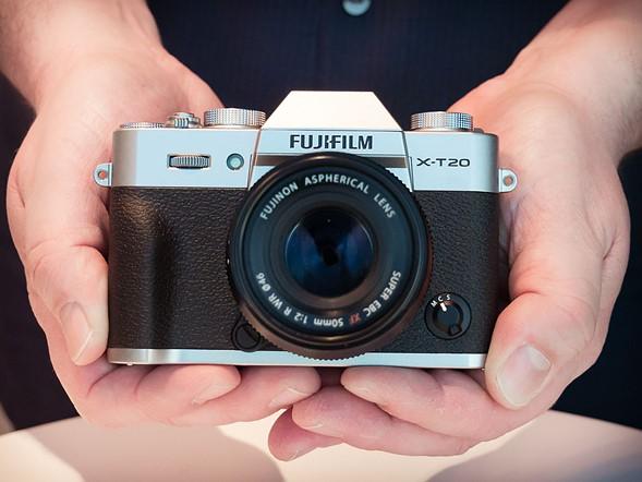 Fujifilm X T20 Mirorrless 243 MP