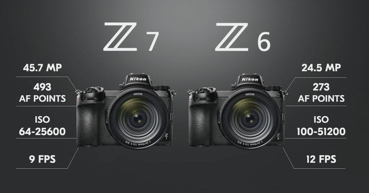 9 ข้อที่ต้องรู้กับ Nikon Mirrorless ตัวใหม่ล่าสุด (Nikon Z6, Z7