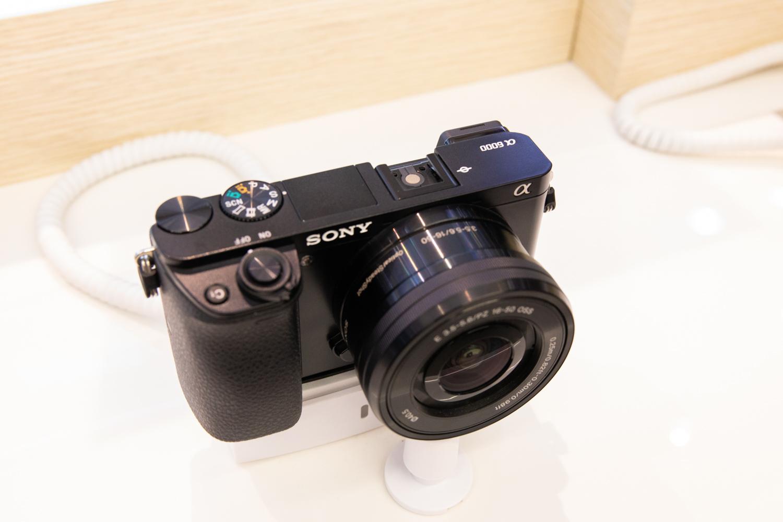 กล้อง Mirrorless Sony A6000