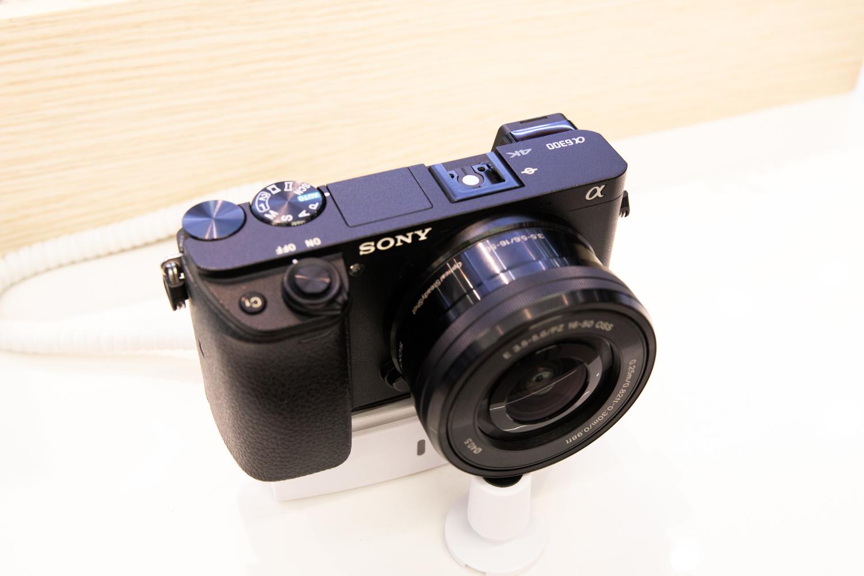 กล้อง Mirrorless Sony A6300