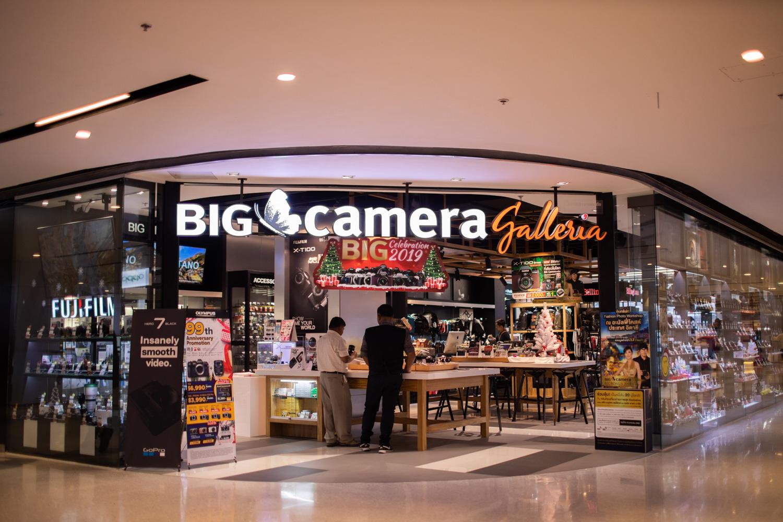 ช้อปกล้อง Mirrorless ได้ภายในงาน Camera Big Bonus 2018
