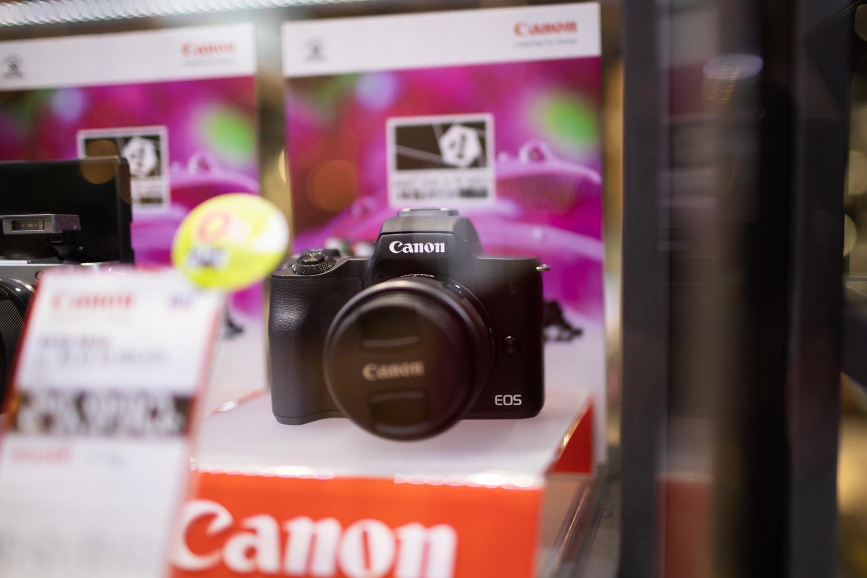 กล้อง Mirrorless Canon M50