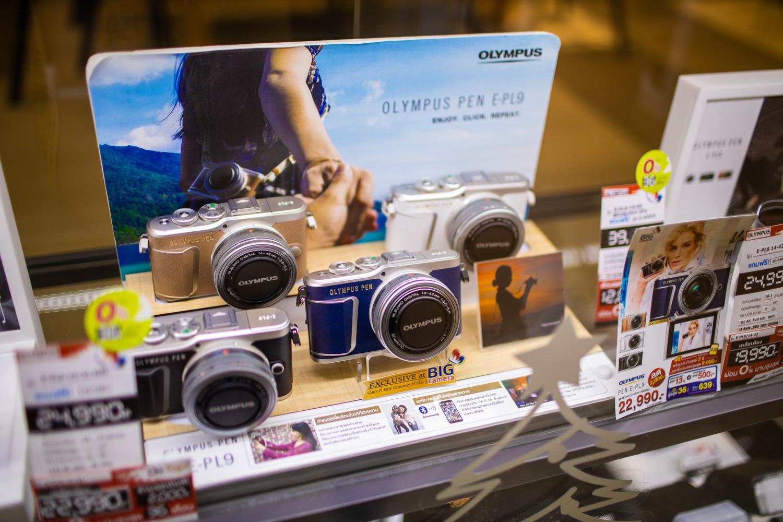 กล้อง Mirrorless Olympus Pen E-PL9