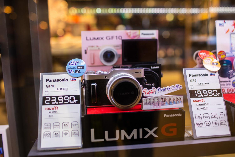 กล้อง Mirrorless Panasonic Lumix GF10