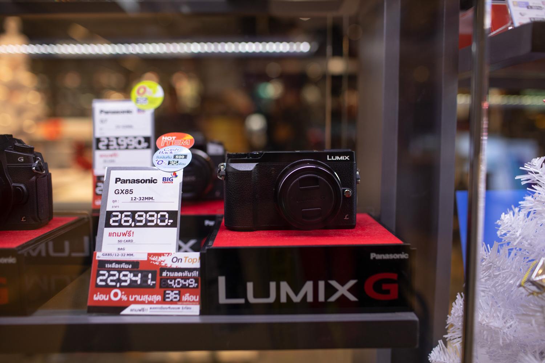 กล้อง Mirrorless Panasonic Lumix GX85